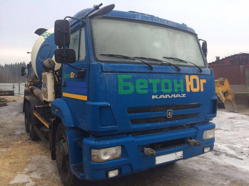 Заказ на поставку бетона бетонная смесь жесткость