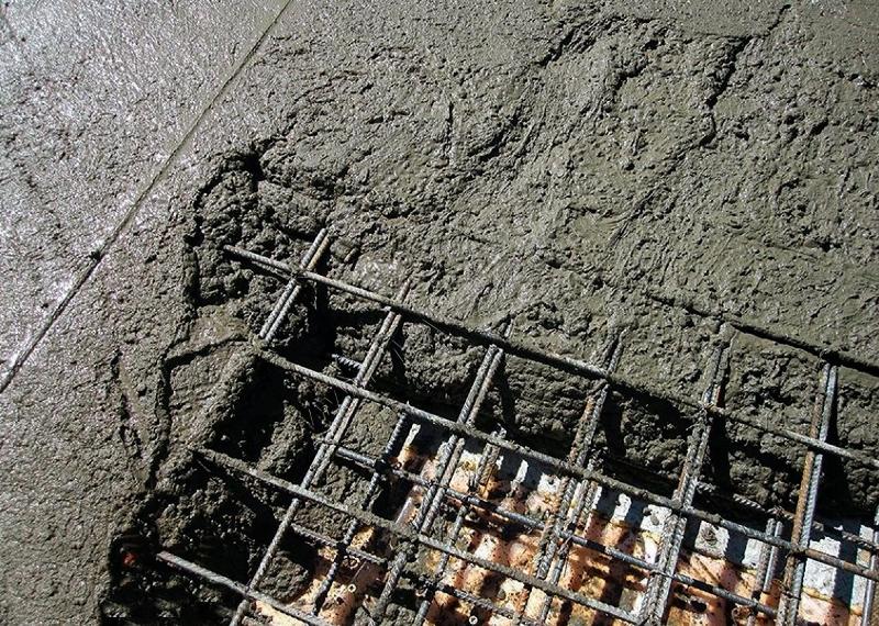 Бетон повышение прочности патина для бетона купить